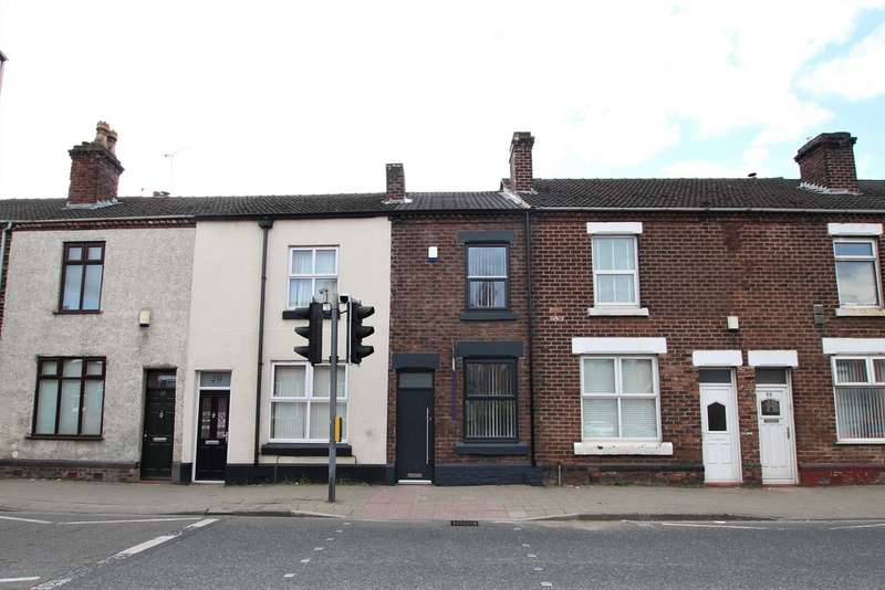 2 Bedrooms Property for rent in Birchfield Road, Widnes WA8
