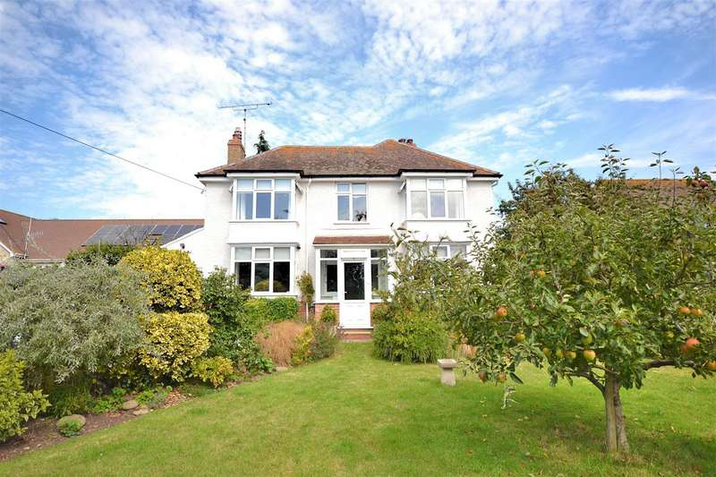 3 Bedrooms Detached House for sale in Grove Road, Burton Bradstock, Bridport