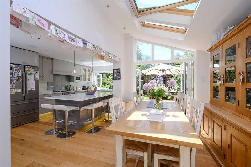 6 Bedrooms Semi Detached House for sale in Courthope Villas, Wimbledon, London, SW19