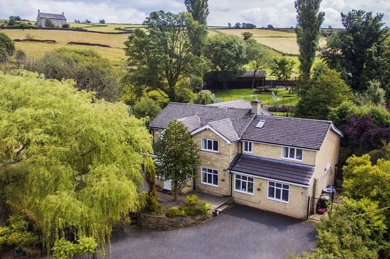 8 Bedrooms Detached House for sale in Town Lane, Charlesworth, Glossop