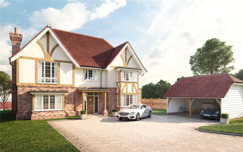 5 Bedrooms Detached House for sale in Gill Wood, Wadhurst Place, Wadhurst, East Sussex, TN5