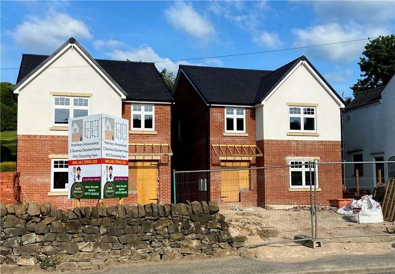 4 Bedrooms Detached House for sale in Derby Road, Milford, Belper, Derbyshire, DE56