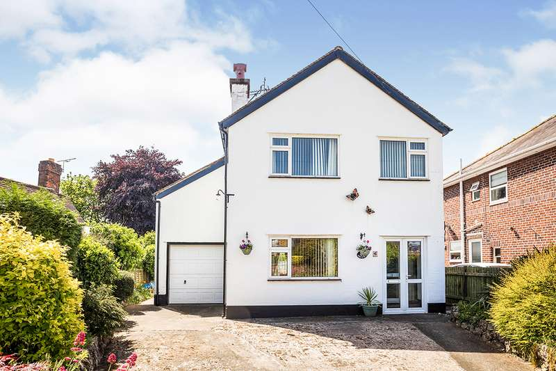 3 Bedrooms Detached House for sale in Middleton Road, Oswestry, Shropshire, SY11