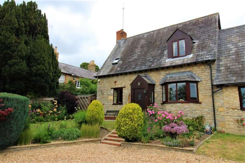 2 Bedrooms Country House Character Property for sale in MEADOW COTTAGE, RAVENSTONE