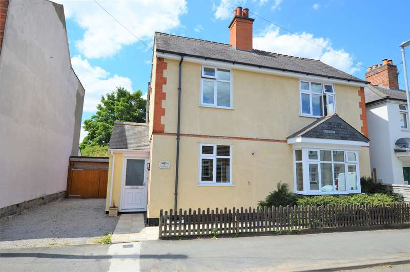 3 Bedrooms Detached House for sale in Manor Street, Wigston, LE18 2BS