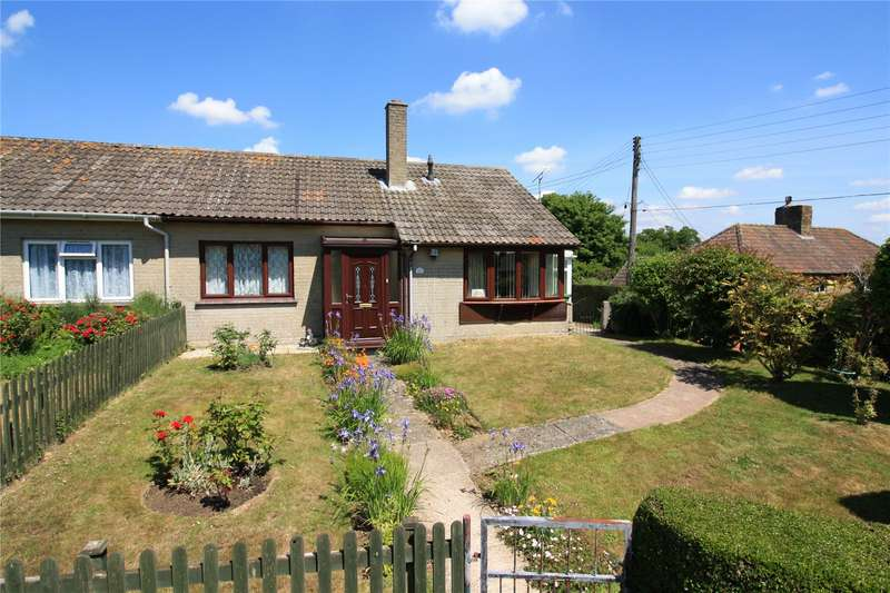 2 Bedrooms Semi Detached Bungalow for sale in Green Street, Hinton St. George, Somerset, TA17