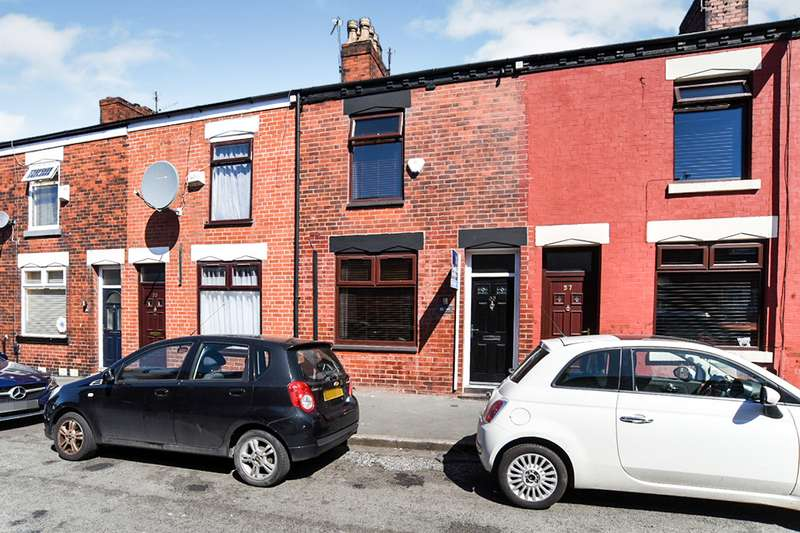 2 Bedrooms House for sale in Hobart Street, Gorton, Manchester, M18