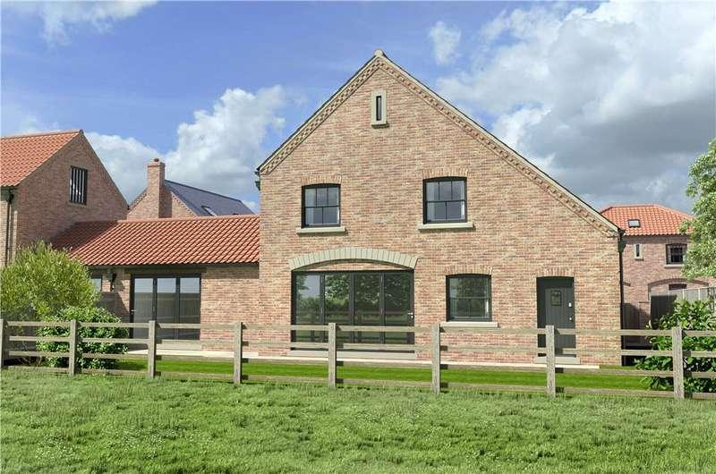 4 Bedrooms Detached House for sale in Grange Farm, Littlethorpe Road, Littlethorpe, Ripon