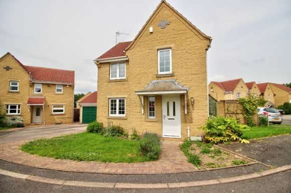 3 Bedrooms Detached House for rent in Laneward Close, Shipley View, DE7