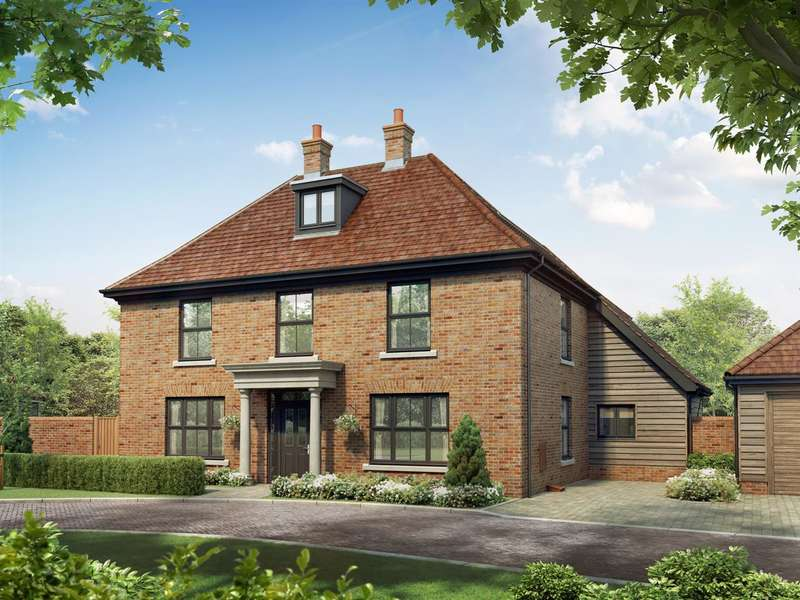 4 Bedrooms Detached House for sale in The Harebell, Radstone Gate, Thorn Lane, Stelling Minnis