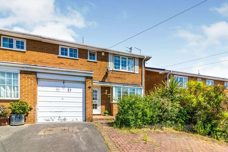 3 Bedrooms Semi Detached House for sale in Eaton Square, Barnborough, Doncaster, South Yorkshire, DN5