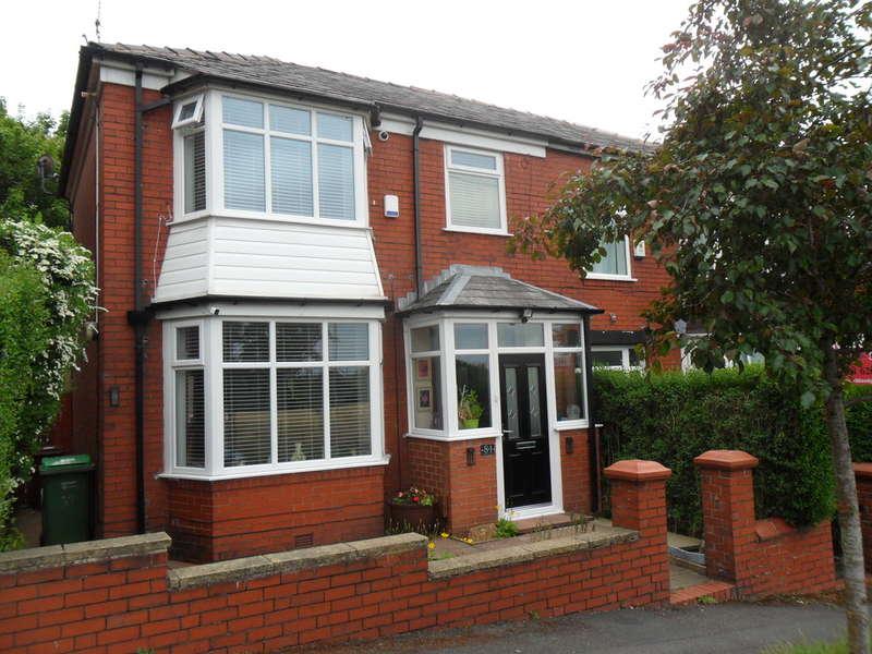 3 Bedrooms Semi Detached House for sale in Cobden Street, Waterhead, Oldham