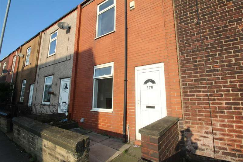 2 Bedrooms Terraced House for sale in Plodder Lane, Farnworth, Bolton
