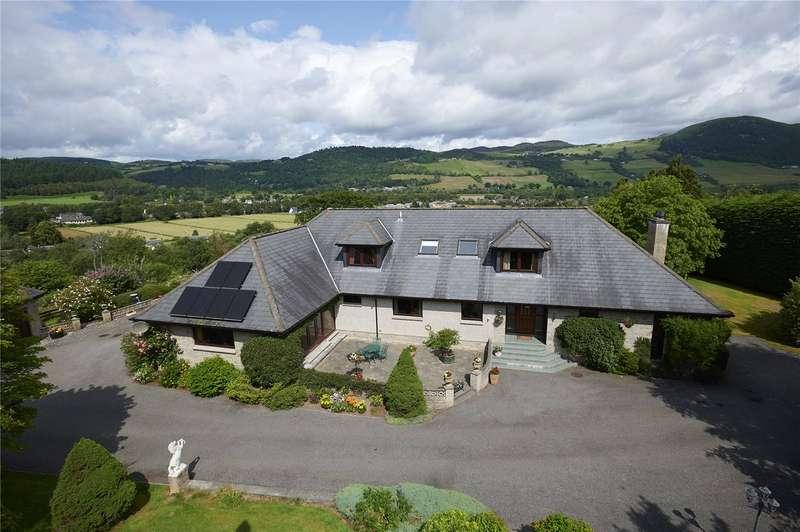 5 Bedrooms Detached House for sale in Larisa House, Bunloit, Drumnadrochit, Inverness, IV63