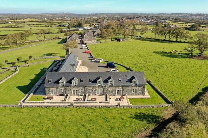 3 Bedrooms House for sale in Cefn Cwmwd Cottages, Rhostrehwfa, Anglesey, LL77