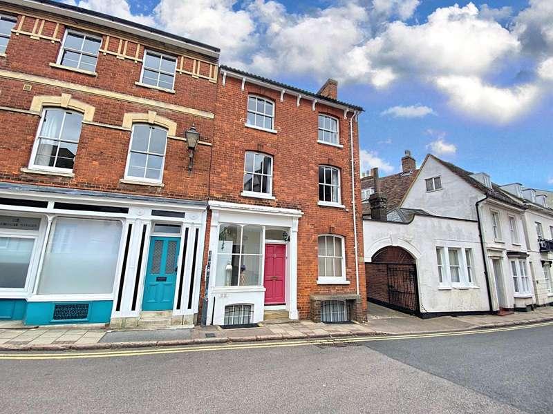 3 Bedrooms Maisonette Flat for sale in Tilehouse Street, Hitchin, Hertfordshire, SG5