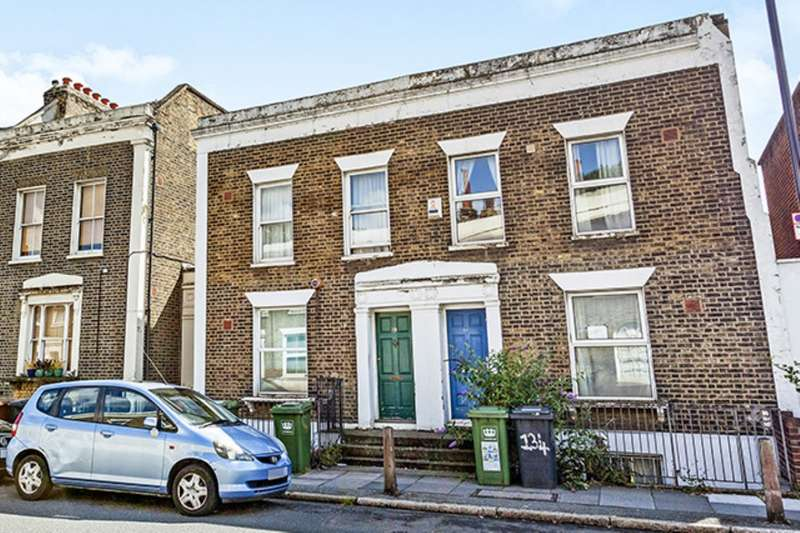 2 Bedrooms Apartment Flat for sale in Florence Road, New Cross, London, SE14
