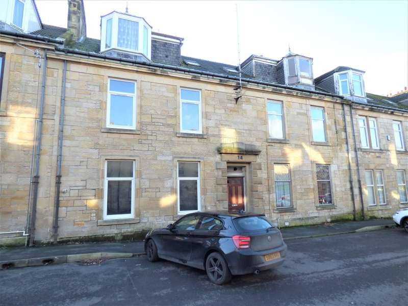2 Bedrooms Flat for sale in 14C, Winton Street, Ardrossan, North Ayrshire