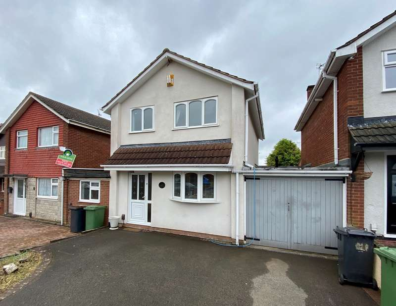 3 Bedrooms Link Detached House for sale in Montrose Drive, Glendale, Nuneaton, CV10