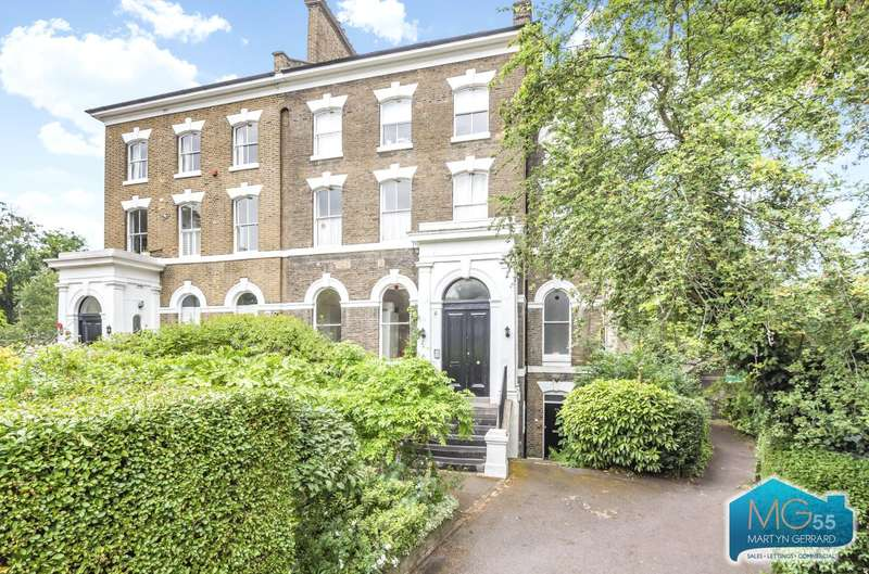 4 Bedrooms Apartment Flat for rent in Aberdeen Park, Highbury and Islington, London, N5