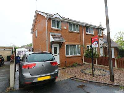 3 Bedrooms Semi Detached House for sale in Ash Dale Road, Warmsworth, Doncaster