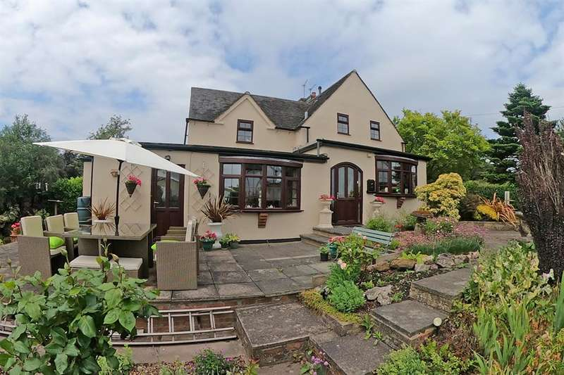 2 Bedrooms Cottage House for sale in Windmill Bank, Gentleshaw, WS15 4NH