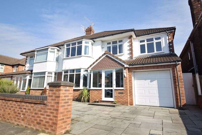 5 Bedrooms Property for sale in Glendyke Road, Calderstones, Liverpool