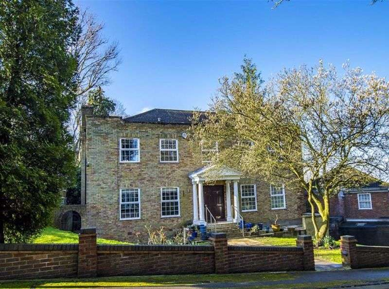 5 Bedrooms Property for sale in Georgian Way, Harrow-On-The-Hill, Harrow, Middlesex, HA1 3LF