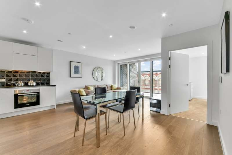 1 Bedroom Apartment Flat for sale in Weymouth Building, Elephant Park, Elephant & Castle SE17