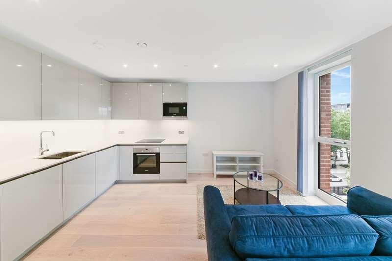 2 Bedrooms Apartment Flat for sale in Levy Building, Elephant Park, Elephant & Castle SE17