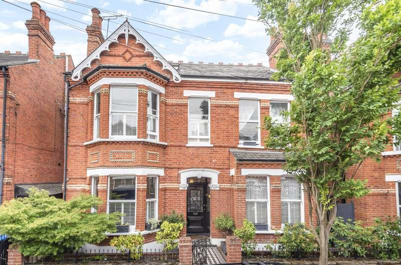 6 Bedrooms Detached House for sale in Brunswick Road, Kingston Upon Thames