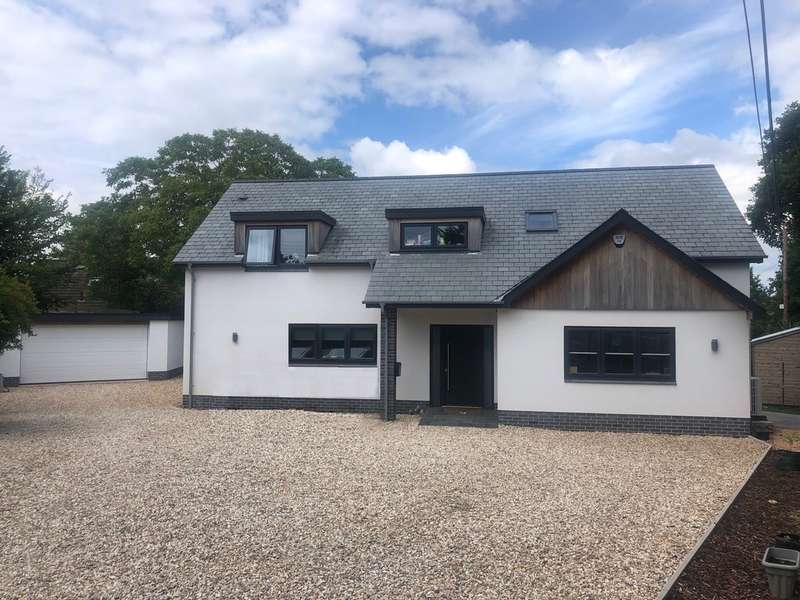 5 Bedrooms Detached House for sale in Whimple