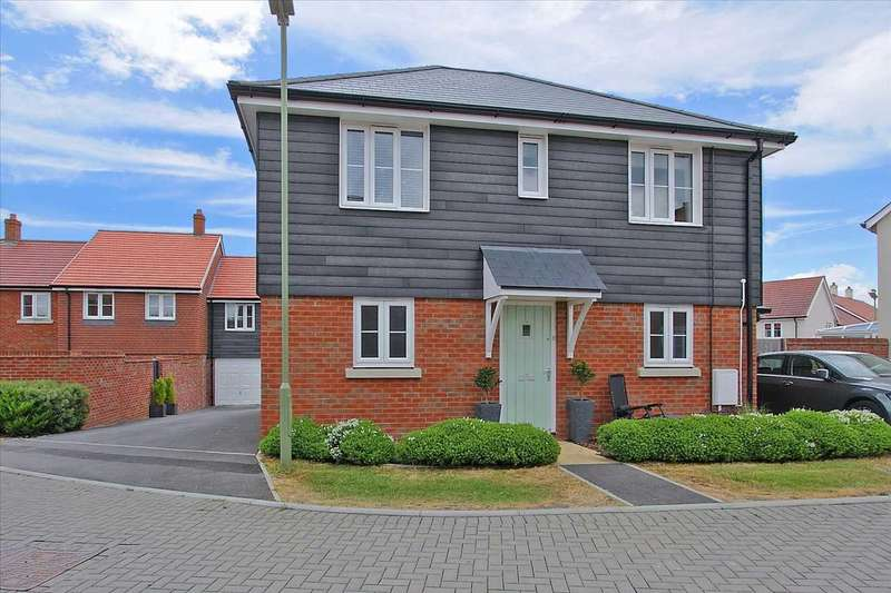 1 Bedroom Detached House for sale in Mercury Drive, Andover