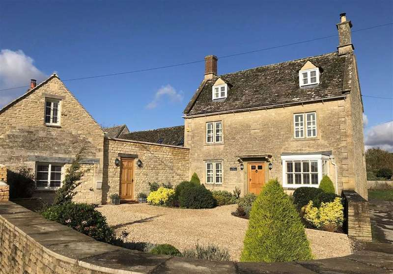 5 Bedrooms Detached House for sale in High Street, Filkins, Oxfordshire