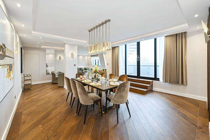 4 Bedrooms Flat for sale in Cavendish House, 21 Wellington Road, St Johns Wood NW8