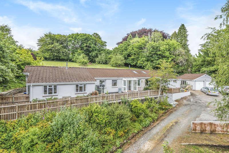 4 Bedrooms Detached Bungalow for sale in Aish, Dartmoor, Devon