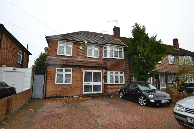6 Bedrooms Semi Detached House for sale in Fern Lane, Hounslow