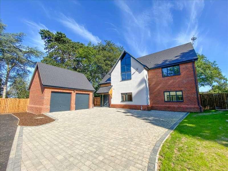 4 Bedrooms Detached House for sale in Grundisburgh - Woodbridge, Ipswich