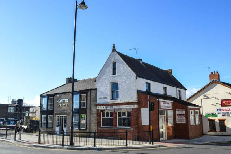 Commercial Property for sale in Elliott Street, Crook, County Durham