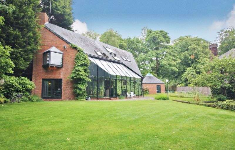 5 Bedrooms Property for sale in Quarry Street, Woolton, Liverpool, L25