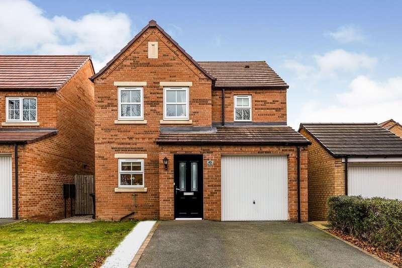 3 Bedrooms Detached House for sale in Elm Drive, Leeds, West Yorkshire, LS14