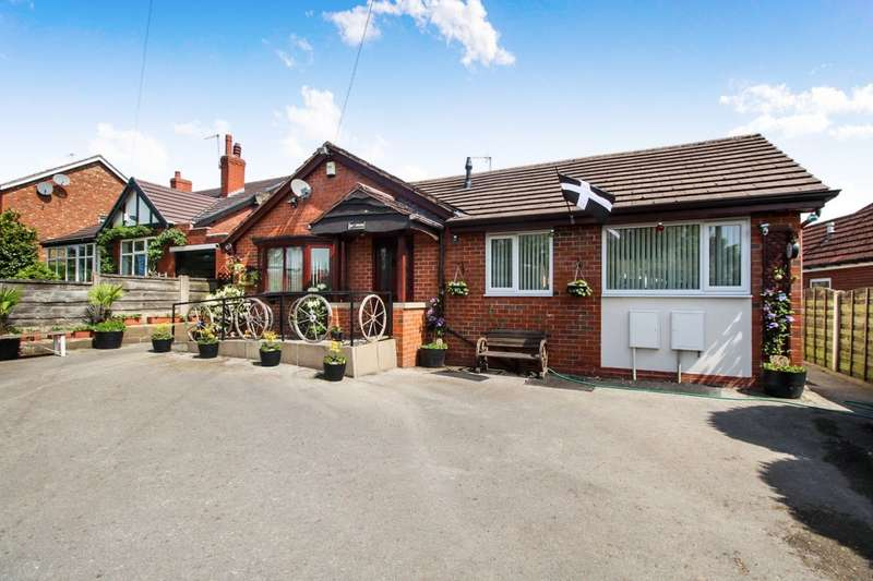 3 Bedrooms Detached Bungalow for sale in Marple Road, Stockport, Greater Manchester, SK2