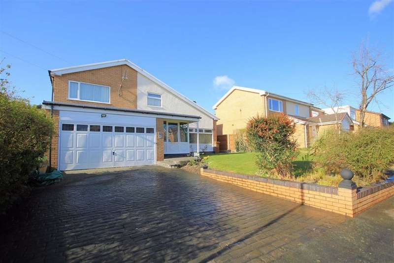 5 Bedrooms Detached House for sale in Bryn Aber, Wedgewood Heights, Flintshire, CH8