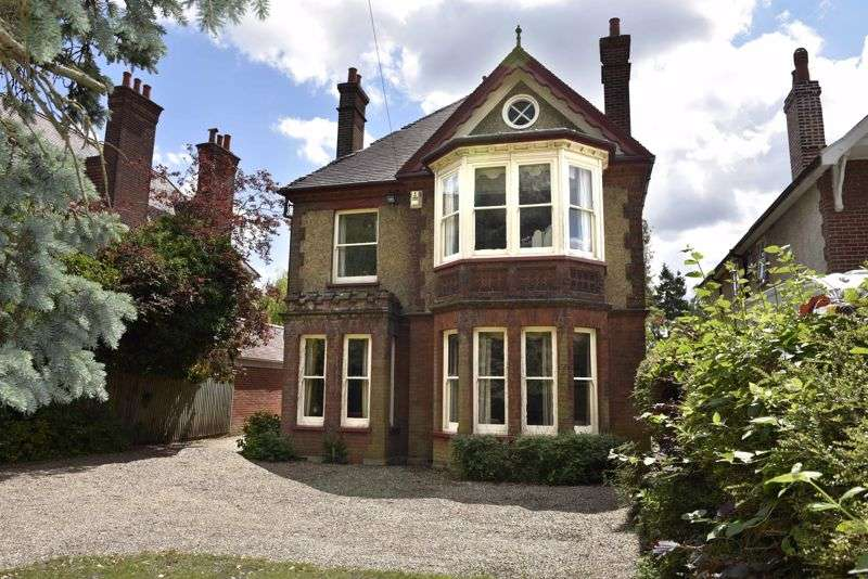 6 Bedrooms Property for sale in Unthank Road NR2