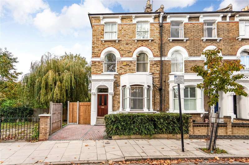 5 Bedrooms End Of Terrace House for sale in Digby Crescent, London, N4