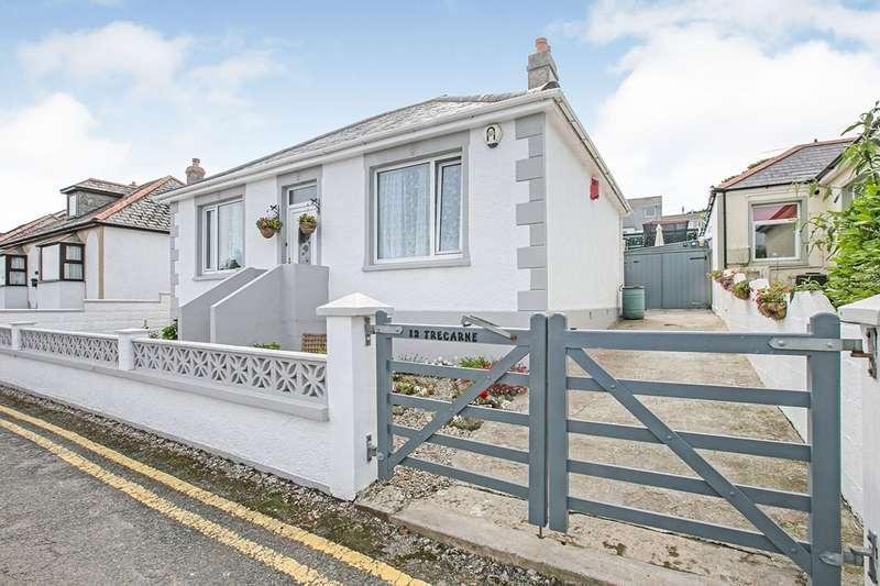 2 Bedrooms Detached Bungalow for sale in Atlantic Terrace, Camborne, Cornwall, TR14
