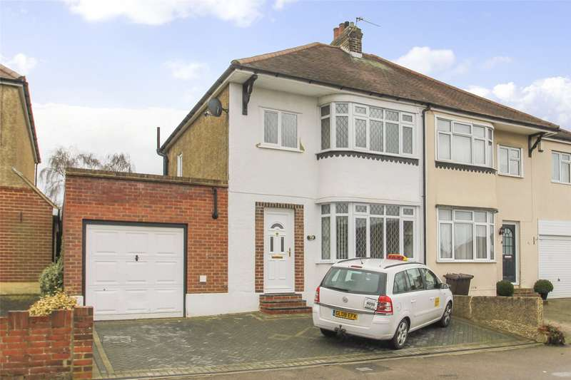 3 Bedrooms Semi Detached House for sale in Gerrard Avenue, Rochester, Kent, ME1