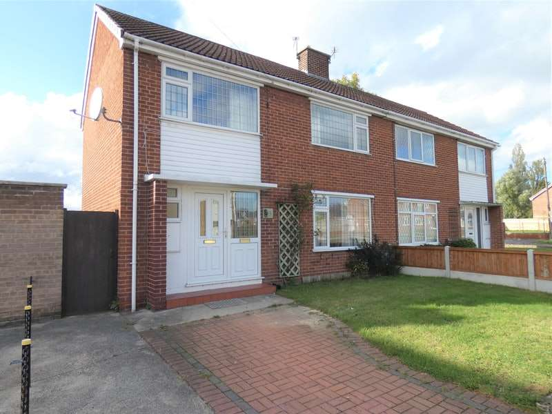 3 Bedrooms Semi Detached House for sale in Thompson Avenue, Doncaster, Nottinghamshire, DN11