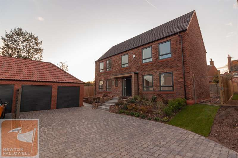 4 Bedrooms Detached House for sale in The Slate at Valley View, Retford