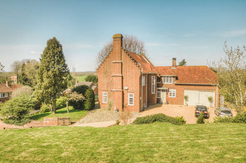 5 Bedrooms Detached House for sale in Northleigh House, Bungay